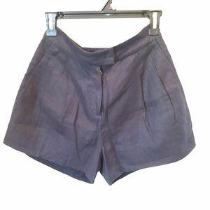 Michael Kors high-waist shorts